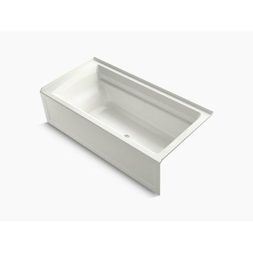 "Dune 72"" X 36"" Alcove Bath With Integral Apron and Right-hand Drain"