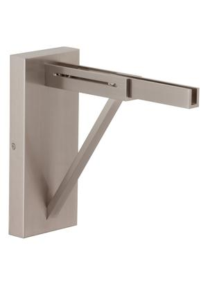 Satin Nickel Extension Fully Extended Clifton Wall Product Image