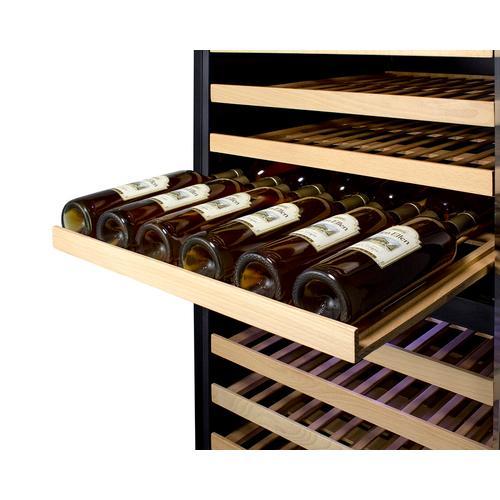 "24"" Wide Dual Zone Wine Cellar"