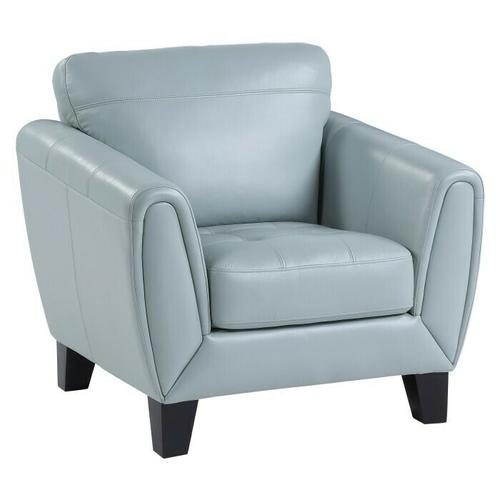 Homelegance - Club Chair (Leather color will not match 9460AQ-1/2/3/4)