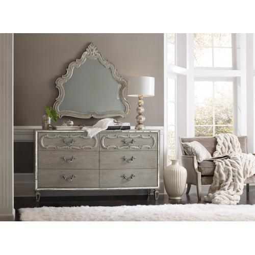 Hooker Furniture - Sanctuary Six-Drawer Dresser