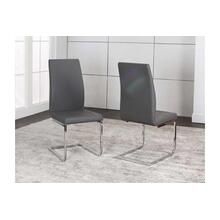 Heka-charcoal Chair (2pk)