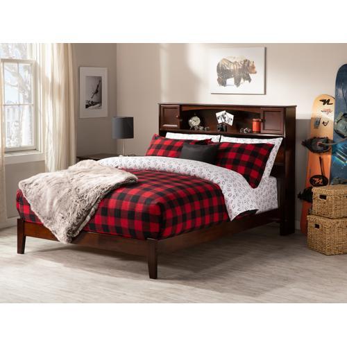 Newport Full Bed in Walnut