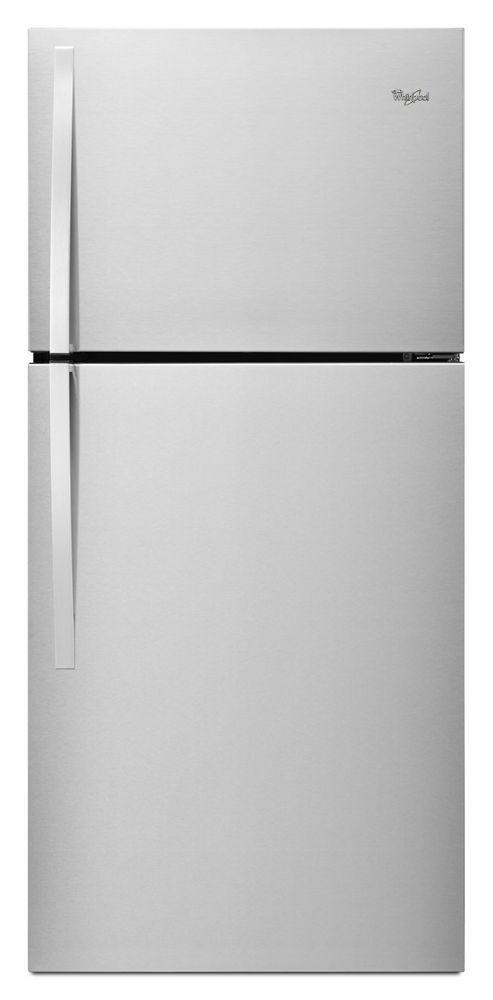 Whirlpool30-Inch Wide Top Freezer Refrigerator - 19 Cu. Ft.