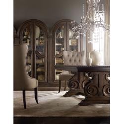 Rhapsody Tufted Dining Chair - 2 per carton/price ea