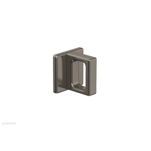 MIX Volume Control/Diverter Trim - Ring Handle 290-37 - Pewter