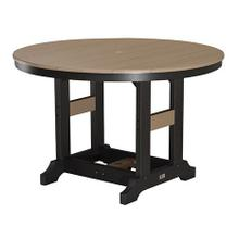"48"" Round Bar Table"
