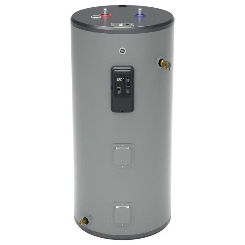 GE® Smart 50 Gallon Short Electric Water Heater