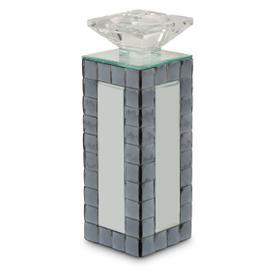 Mirrored Candle Holder Medium (6/pack) 152m