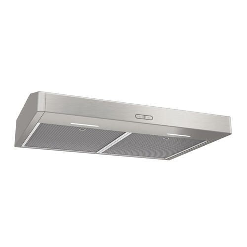 Broan® Elite 42-Inch Convertible Under-Cabinet Range Hood, Stainless Steel