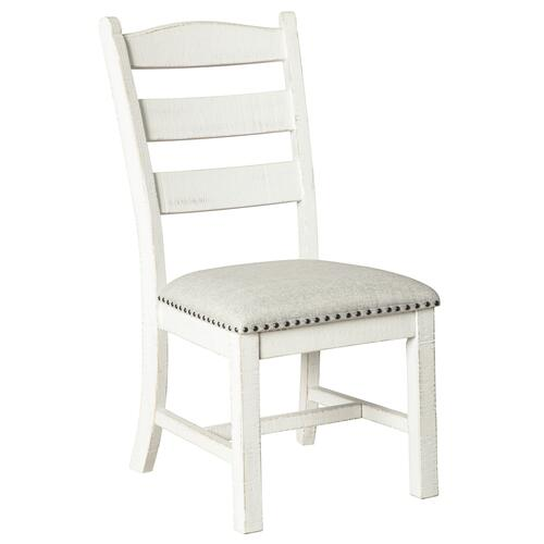 Valebeck Dining UPH Side Chair  Multi