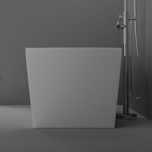 """Sloane 59"""" Acrylic Tub"""