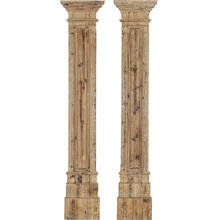 Rustic Columns 1 Each