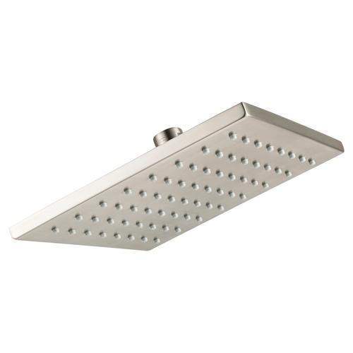 8 Inch Square Rain Shower Head  American Standard - Brushed Nickel
