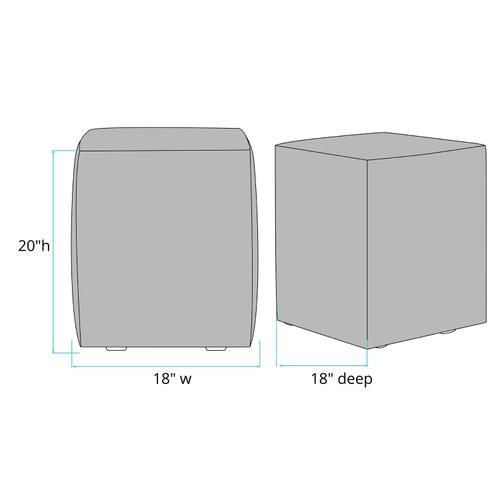 Universal Cube Atlantis White