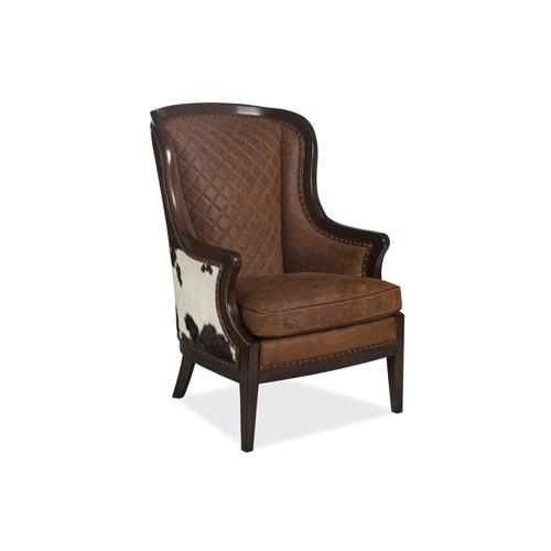 5460-1-Q NEKO QUILTED WING CHAIR