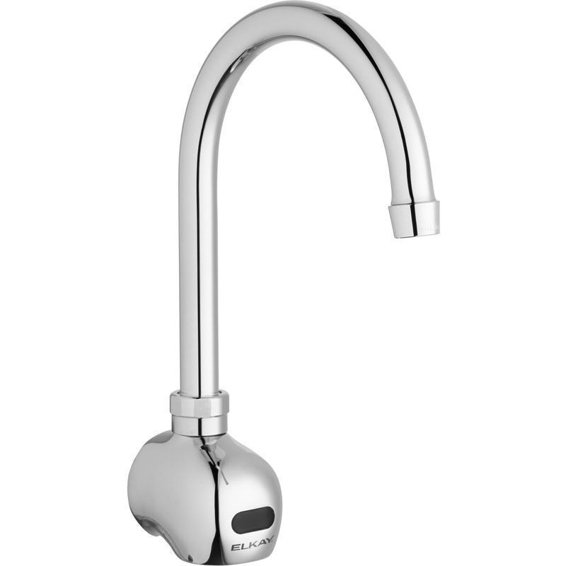 "Additional Elkay Stainless Steel 16-3/4"" x 15-1/2"" x 13"", Single Bowl Wall Hung Handwash Sink Kit"