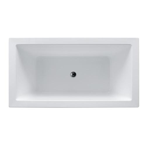"Product Image - Stannard 67"" Acrylic Tub"