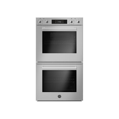 "30"" Double Convection Oven Top Version"