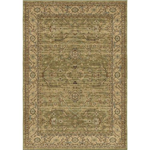 """See Details - 8202 5X8 Ansley Green 5'3""""x7'6"""" Aria"""