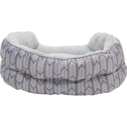 """Pet Beds Na359 27"""" X 20"""" X 10"""" Grey Pet Bed"""