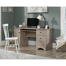View Product - Wood Home Office Desk in Laurel Oak