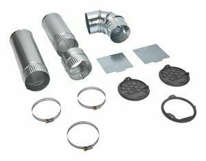 Dryer 4-Way Side Vent Kit - Other