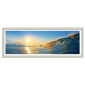 Gallery - Modrest Swell Framed Acrylic Painting