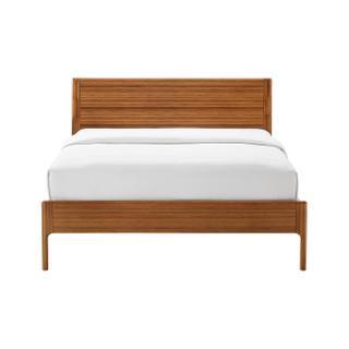 See Details - Ventura King Platform Bed, Amber