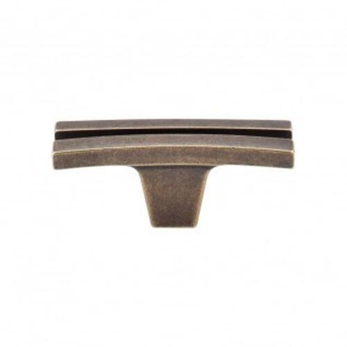 Product Image - Flared Knob 2 5/8 Inch - German Bronze