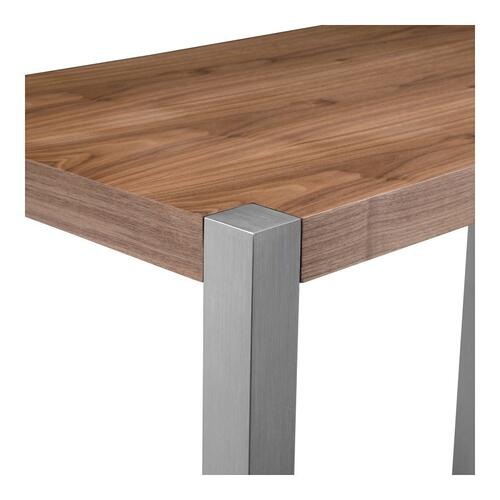 Riva Bar Table Walnut