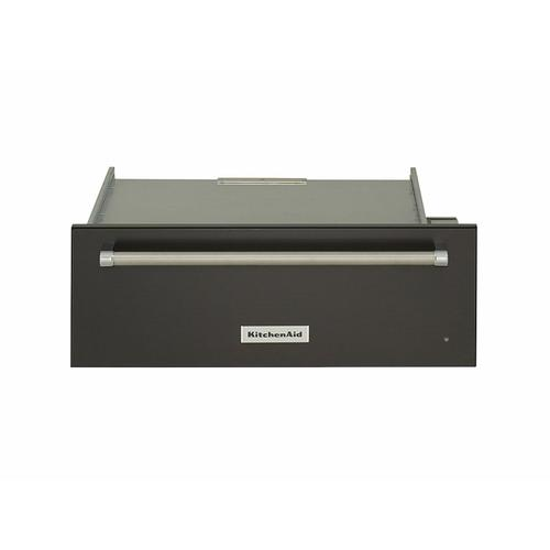 KitchenAid Canada - 27'' Slow Cook Warming Drawer with PrintShield™ Finish - Black Stainless