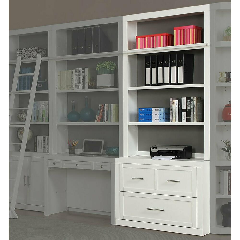 See Details - CATALINA Two piece 40 in. Lateral File and Hutch
