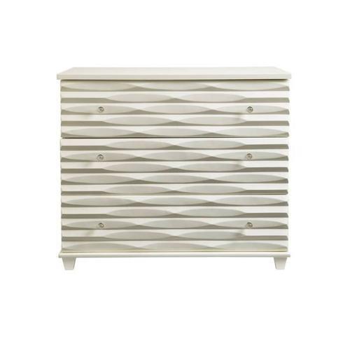 Latitude Single Dresser - Saltbox White