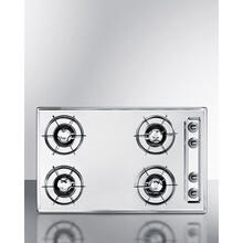 "30"" Wide 4-burner Gas Cooktop"
