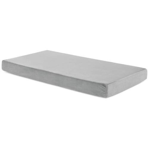 Brighton Bed Gel Memory Foam Mattress Queen Grey