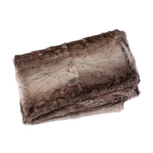 Wilson Faux Fur Throw