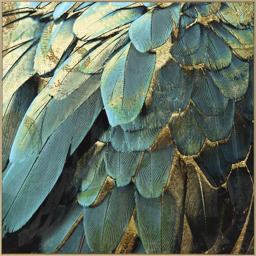 Feather Glitter