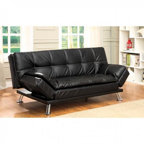 Furniture of America - Hauser Futon Sofa