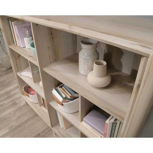 Bookcase with Cubbyhole Storage