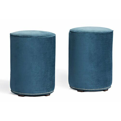 Olivia Counter Height Ottoman