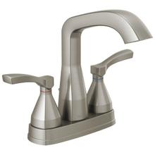 Stainless Centerset Faucet