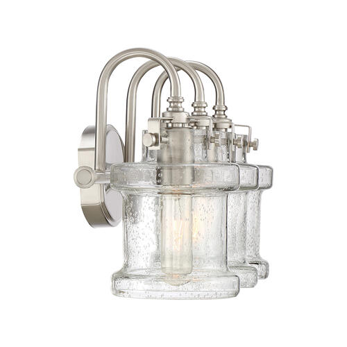 Quoizel - Danbury Bath Light in Brushed Nickel