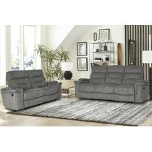 See Details - DIESEL - COBRA GREY Manual Reclining Collection