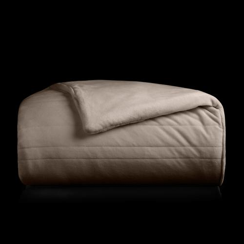 "Malouf Weighted Blanket, 60"" x 80"", 12 lbs, Ash"