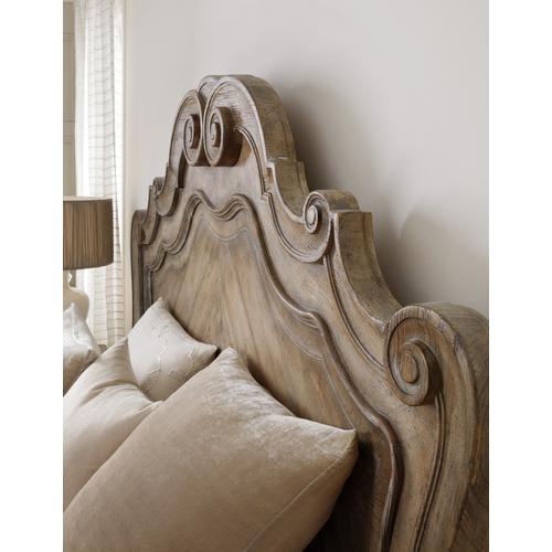 Hooker Furniture - Castella California King Panel Bed