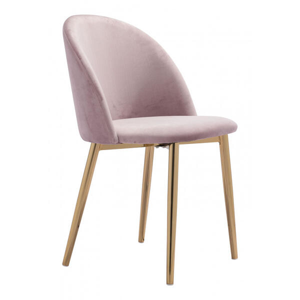 See Details - Cozy Dining Chair Pink