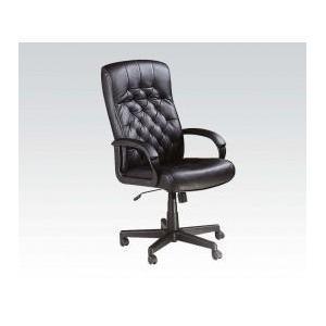 Acme Furniture Inc - Bk Pu Office Chair W/lift @n