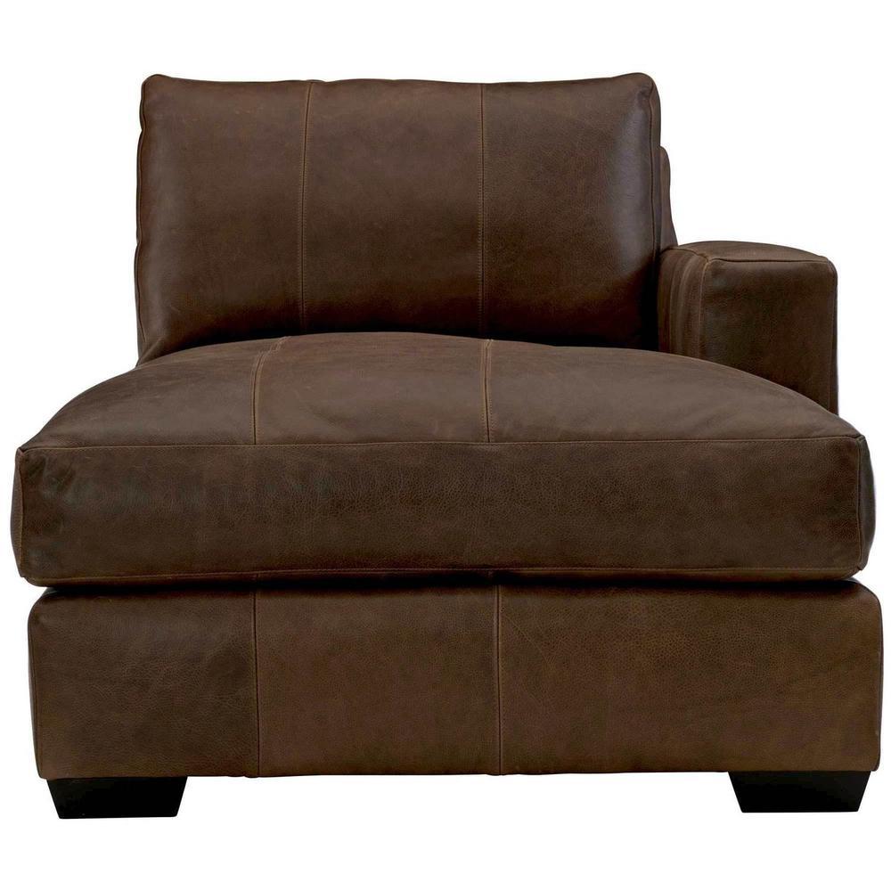 Dawkins Right Arm Chaise in Walnut (793)