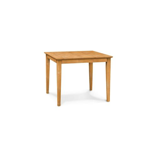 Product Image - Square Table (top only) / Shaker Legs